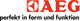 AEG Electrolux Hausgeräte