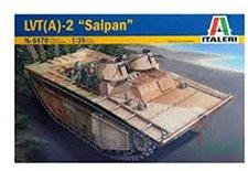Italeri LVT-(A) 2 Saipan (6470)