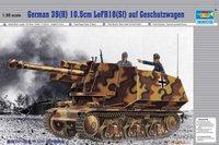 Trumpeter Panzer-Feldhaubitze 18 auf Selbstfahrlafette 39 H (0353)