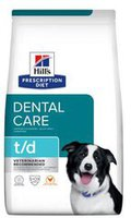 Hills Prescription Diet Canine t/d (10 kg)