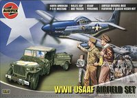 Airfix WWII USAAF Airfield Set (06903)