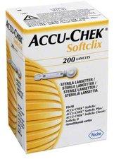 Eurim Accu-Chek Softclix Lancet 200 Stk.
