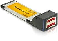 DeLock 2-Port ExpressCard 34 eSATA II RAID (66221)