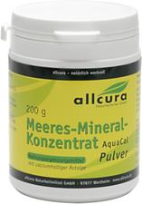 allcura Meeresalgen-Mineral Konzentrat Pulver (200 g)