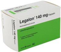 Kohlpharma Legalon 140 Kapseln (60 Stk.) (PZN: 07251320)