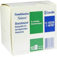 ConvaTec Combihesive Nat.Haftgel.Basen 45 mm 967867 (10 Stk.)