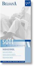 BELSANA Soft Diabetiker Socke 4 schwarz mit Silberfaser