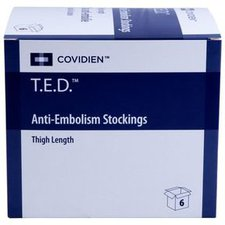 Covidien Ted Anti Thrombose Str. O.Insp.Gr./Nor. Whi3728 (2 Stk.)