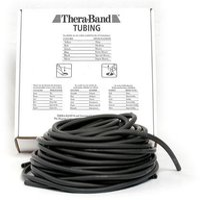 Thera Band Tubing 30,50 m schwarz / spezial stark