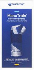 Bauerfeind Manutrain Handgelenkbandage 6 Links Titan