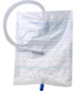 Dr. JUNGHANS Urin Auffangbtl. Unsteril 2 l M.Abflussventil (1 Stk.)
