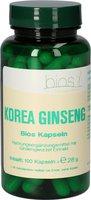 Bios Korea Ginseng Bios Kapseln (100 Stk.)