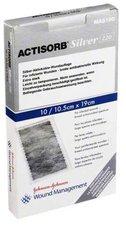 Eurim Actisorb 220 Silver 19 x 10,5 cm Steril Kompressen (10 Stk.)