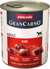 Animonda Petfood GranCarno Adult Rind pur (800 g)