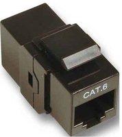 EFB Elektronik EcoLAN Modular-Adapter CAT6 STP Snap-In RJ45 Buchse/Buchse