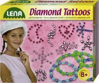 Simm Magic World Fashion Fun - Diamond Tattoos