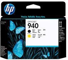Hewlett Packard HP 940 (C4900A) schwarz + gelb