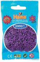 malte haaning Plastic Mini-Perlen 2000 Stück lila (501-07)