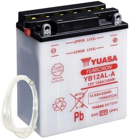Yuasa 12 V 12 Ah YB12AL-A / YB12AL-A2