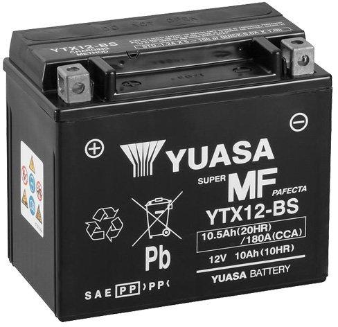 Yuasa LF 12 V 10 Ah YTX12-4 / YTX12-BS