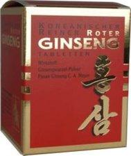 Ginseng Pur Roter Ginseng Tabletten 300 mg (600 Stk.)