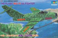 Trumpeter PLA Air Force MiG-15 bis Fighter (2204)
