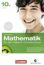 Cornelsen Lernvitamin Mathematik - 10. Klasse für den mittleren Schulabschluss (Win) (DE)
