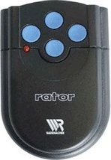 Rademacher Handsender 4-Kanal VK 4385-4T