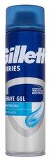 Gillette Series belebende Pflege Rasiergel