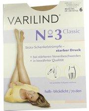 Varilind No. 3 Classic Strümpfe 6 muschel mit HB (2 Stk.)
