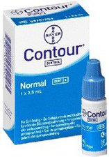Bayer Contour Kontroll Lösung normal (4 ml)