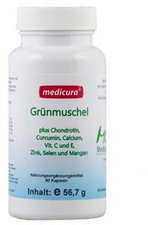 Medicura Gruenmuschel Gelenkfit Kapseln (90 Stk.)