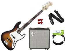 Fender Squier Affinity Jazz Bass / Rumble15 Set