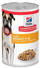 Hills Canine Adult Light Huhn (370g)
