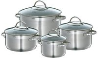 Küchenprofi Siena Topfset 4tlg.