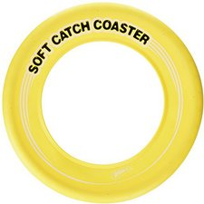 Darters Darts Soft Catch Coaster Frisbee