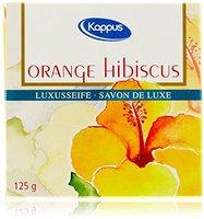 Kappus Orange Hibiscus Seife (125 g)