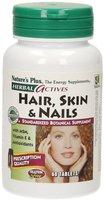 Nature's Plus Hair, Skin & Nails Tabletten (60 Stk.)