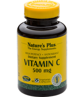 Nature's Plus Vitamin C 500mg Kapseln (90 Stk.)