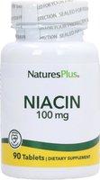 Nature's Plus Niacin 100 mg Tabletten (90 Stk.)