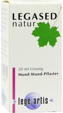 Schmidt Pharma Legased natur Lösung (20 ml)