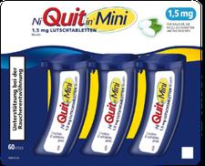 gsk Niquitin Mini 1,5 Mg Lutschtabletten (60 Stk.)