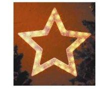 Hellum Fenster-Profil-Licht Stern 877151
