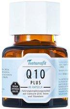 Naturafit Q 10 Plus Kapseln (40 Stk.)
