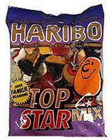 Haribo Top Star Mix (400 g)