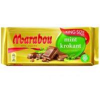 Marabou Crispy Mint (250 g)