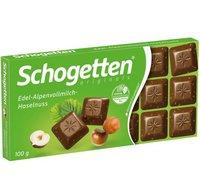 Trumpf Schokolade Schogetten Vollmilch-Nuss (100 g)