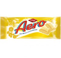 Trumpf Schokolade Aero Weiß (100 g)