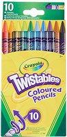 Crayola Buntstifte Twistables 10 Stück