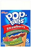 Kellogg Company Poptarts Strawberry (416 g)